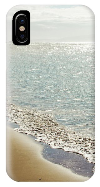 IPhone Case featuring the photograph Beauty And The Beach by Sharon Mau