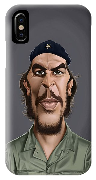 Celebrity Sunday - Che Guevara IPhone Case