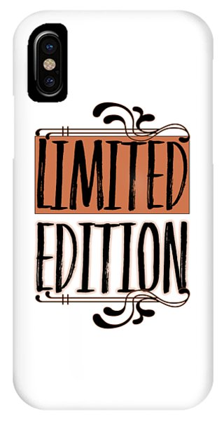 Abstract Digital iPhone Case - Limited Edition by Melanie Viola