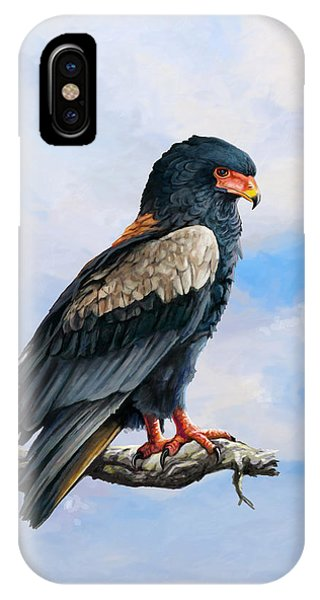 Bateleur Eagle IPhone Case