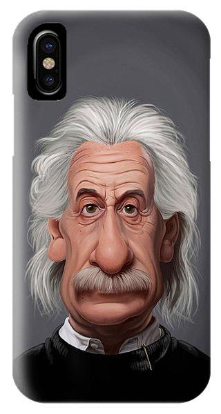 Celebrity Sunday - Albert Einstein IPhone Case