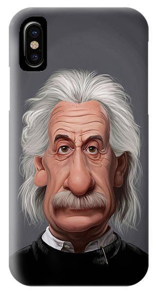 Celebrity Sunday - Albert Einstein IPhone Case