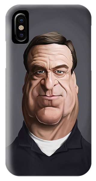 Celebrity Sunday - John Goodman IPhone Case