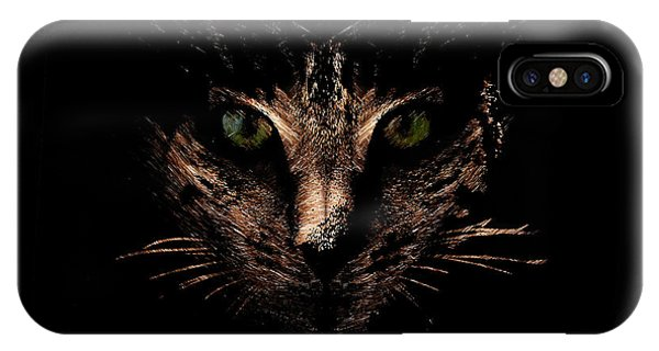 IPhone Case featuring the photograph Lighting by Helga Novelli