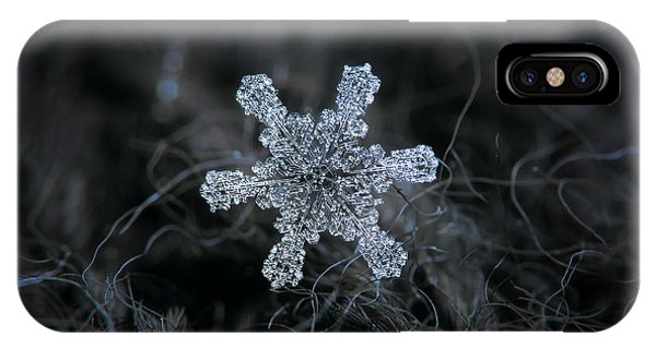 December 18 2015 - Snowflake 1 IPhone Case
