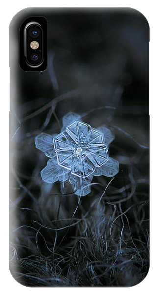 December 18 2015 - Snowflake 2 IPhone Case