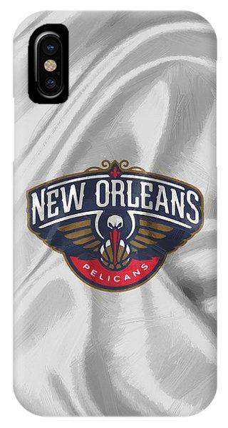 New Orleans Pelicans IPhone Case