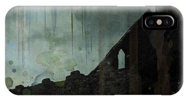 Celtic Ruins IPhone Case