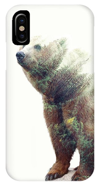 One With Nature V2 IPhone Case