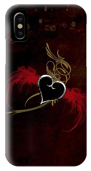 One Love, One Heart IPhone Case