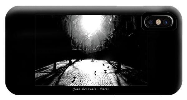 Jean Beauvais Paris IPhone Case