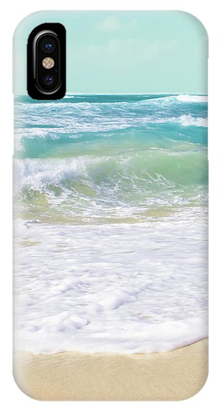 IPhone Case featuring the photograph The Ocean by Sharon Mau