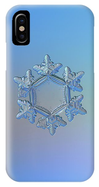 Snowflake Photo - Sunflower IPhone Case