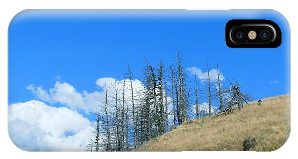 IPhone Case featuring the photograph At The End Of The World by Ivana Westin