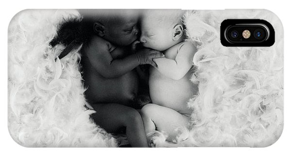 Angels iPhone Case - Angels by Anne Geddes