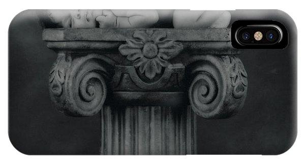Angels iPhone Case - Varjanare As An Angel by Anne Geddes