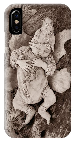 Fairy iPhone Case - Driftwood Fairy by Anne Geddes