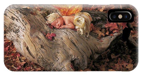 Fairy iPhone Case - Woodland Fairy by Anne Geddes
