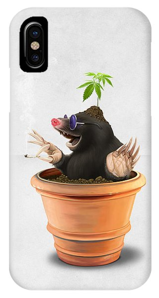 Pot Wordless IPhone Case