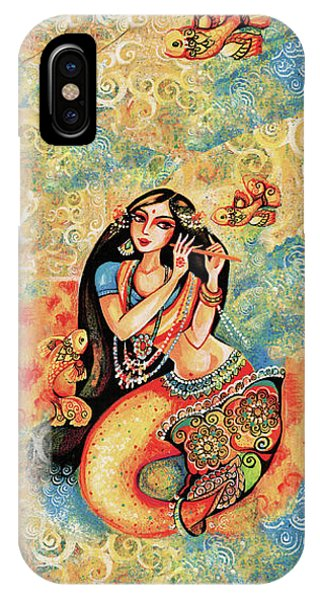 Aanandinii And The Fishes IPhone Case