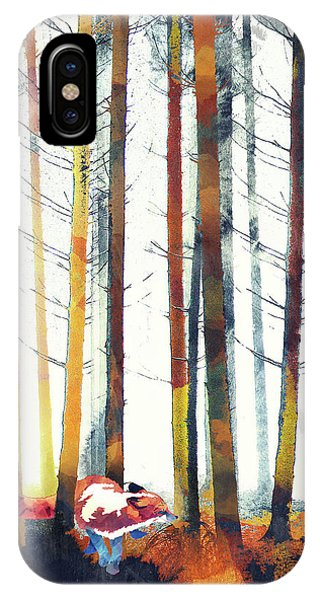 Fall Colors iPhone Case - Change by Katherine Smit