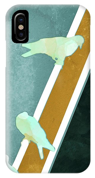 Thought iPhone Case - Contemplation by Katherine Smit