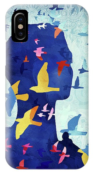 Thought iPhone Case - Thought by Katherine Smit