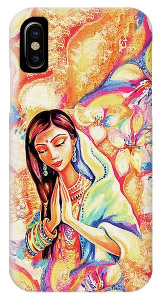 Little Himalayan Pray IPhone Case