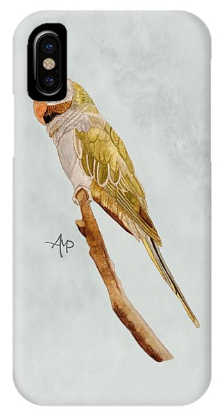 Derbyan Parakeet IPhone Case