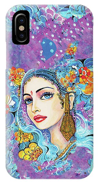 The Veil Of Aish IPhone Case
