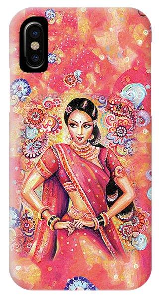 Devika Dance IPhone Case