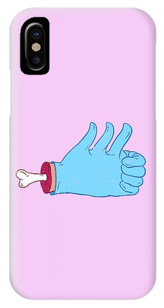 New Trend iPhone Case - My Like Is Bigger Than Yours by Evgenia Chuvardina