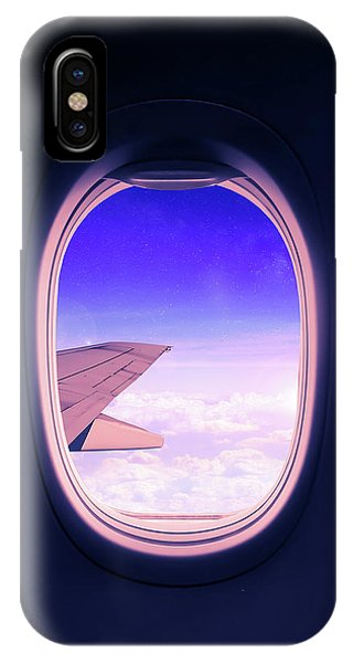 Airplane iPhone Case - Travel The World by Nicklas Gustafsson