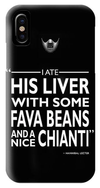 Starlings iPhone Case - I Ate His Liver by Mark Rogan