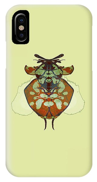 Hammerhead Ladybug Specimen IPhone Case