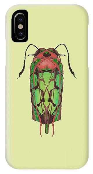 Dread Bug Specimen IPhone Case