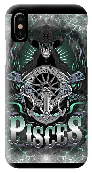 The Fish Pisces Spirit IPhone Case