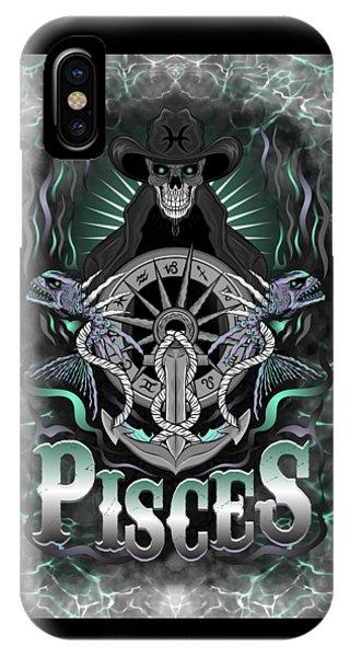The Fish Pisces Spirit IPhone Case
