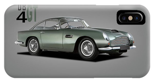 Martin iPhone Case - The Db4gt by Mark Rogan