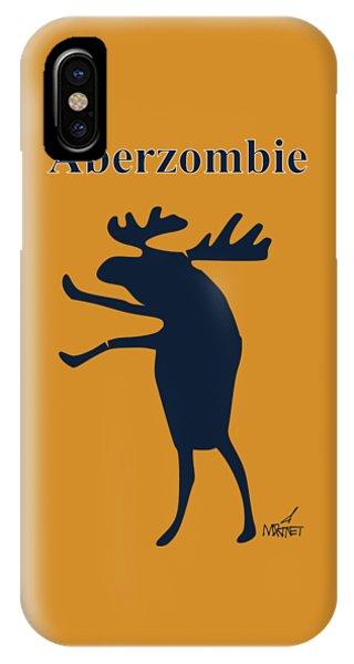 Aberzombie IPhone Case