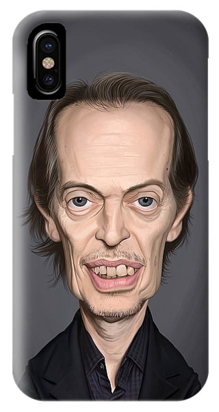 Celebrity Sunday - Steve Buscemi IPhone Case