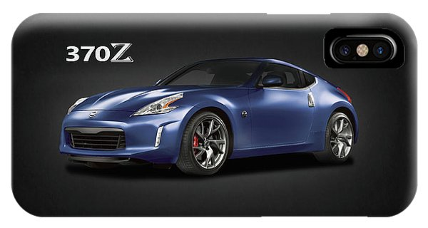 370z IPhone Case   The 370z By Mark Rogan