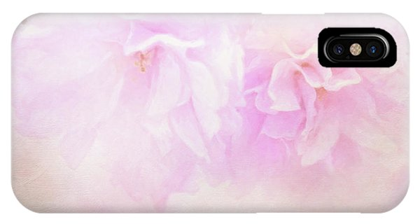 Cherry Blossom Valentine IPhone Case