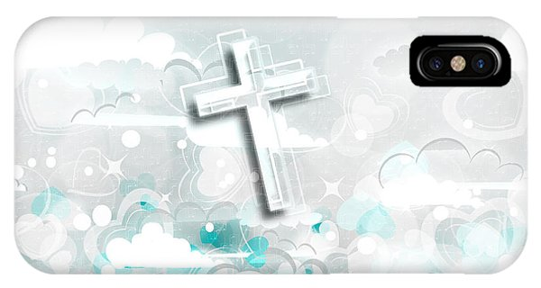 A Heart For Jesus IPhone Case