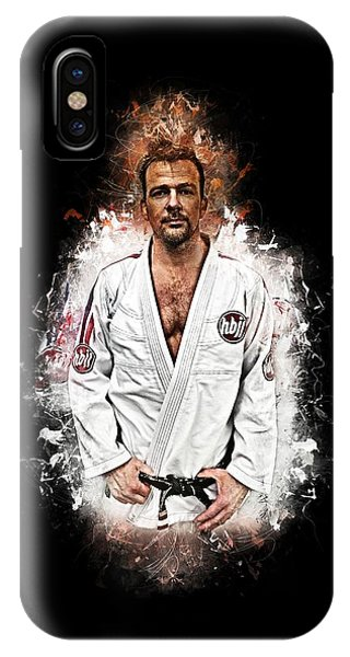 Bjj Flanery IPhone Case