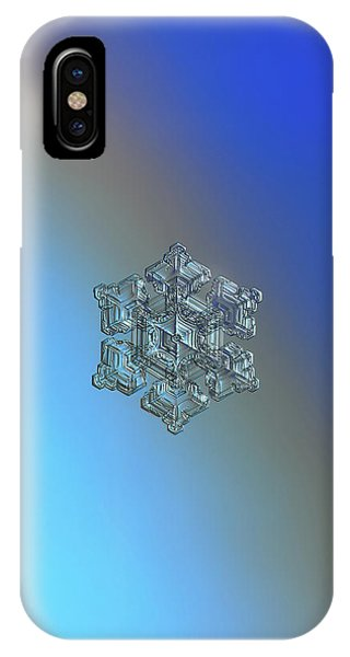 Real Snowflake - 05-feb-2018 - 5 IPhone Case