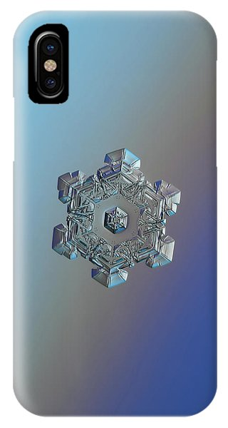 Real Snowflake - 05-feb-2018 - 6 IPhone Case