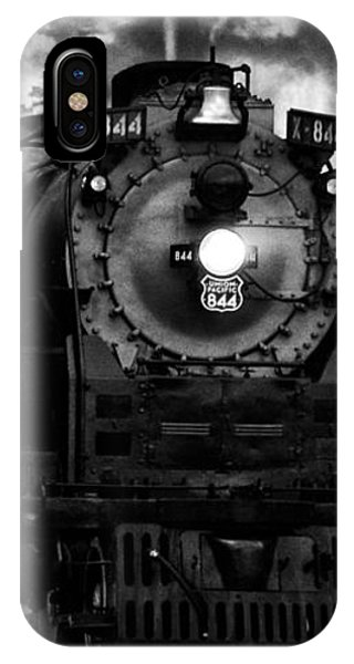 Up 844 Steaming It Up IPhone Case
