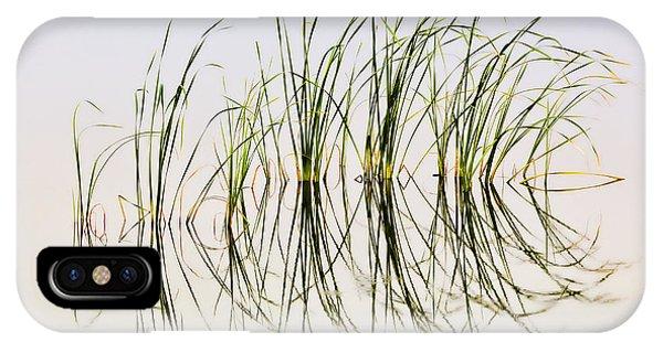 Graceful Grass IPhone Case