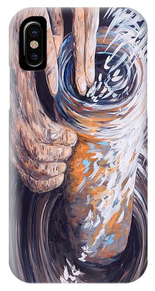 In The Potter's Hands IPhone Case
